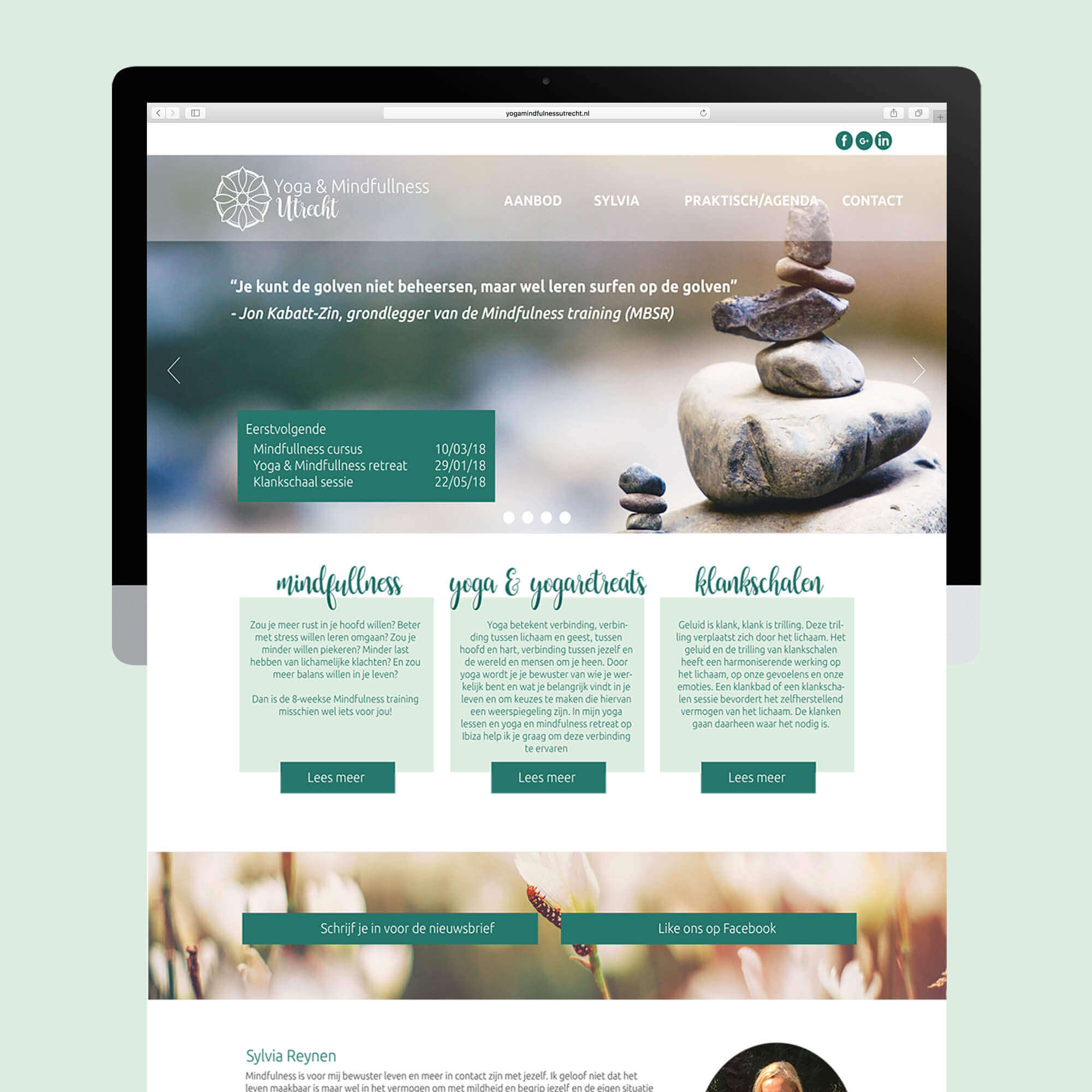 SCreative_Digital_Web_Design_Yoga_Mindfulness_Utrecht_Featured